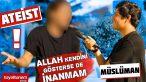 ALLAH KENDİNİ GÖSTERSE DE İNANMAM (Evrimci Ateist) - Müslüman Oldu Mu ?