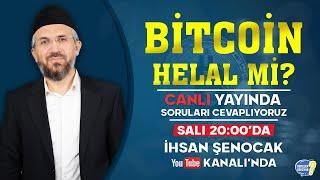 Gençler Soruyor 20 – Bitcoin – | İhsan Şenocak